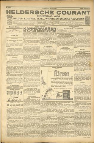 Heldersche Courant 1927-05-12