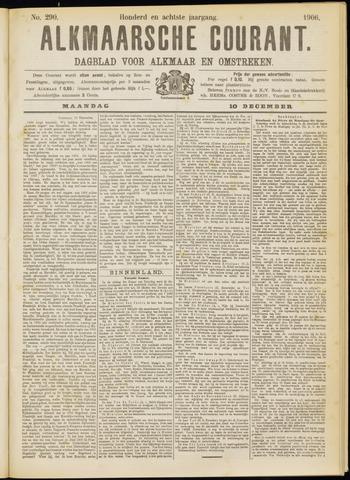 Alkmaarsche Courant 1906-12-10