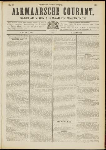 Alkmaarsche Courant 1910-08-06