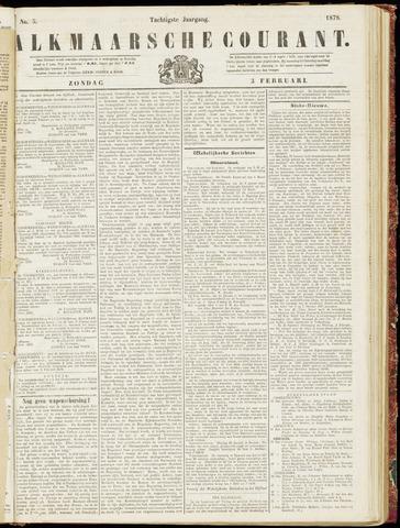Alkmaarsche Courant 1878-02-03