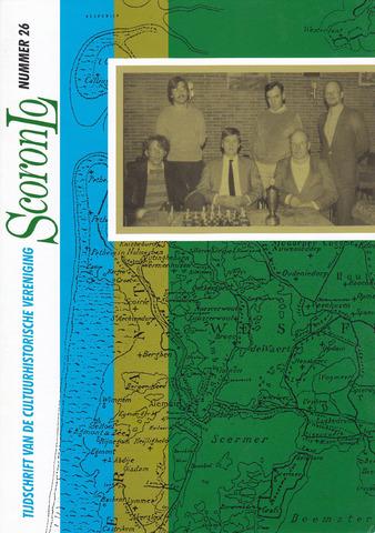 Tijdschrift van cultuurhistorische vereniging Scoronlo 2003-11-01