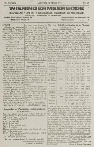 Wieringermeerbode 1945-03-31