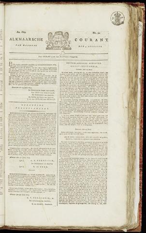 Alkmaarsche Courant 1823-08-04