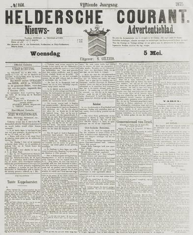 Heldersche Courant 1875-05-05