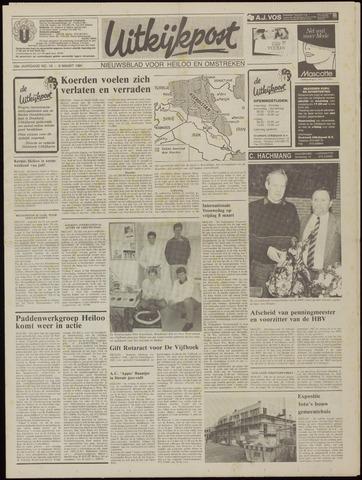 Uitkijkpost : nieuwsblad voor Heiloo e.o. 1991-03-06
