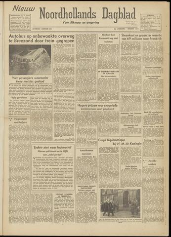 Nieuw Noordhollandsch Dagblad : voor Alkmaar en omgeving 1948-01-03