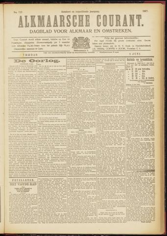 Alkmaarsche Courant 1917-06-08