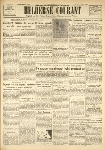 Heldersche Courant 1950-03-04