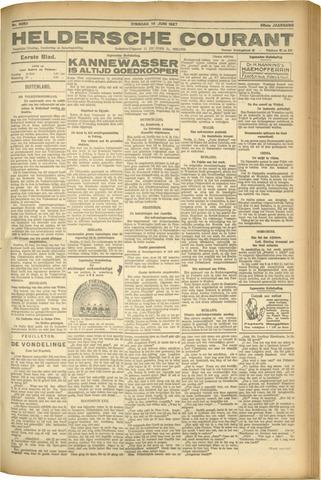 Heldersche Courant 1927-06-14