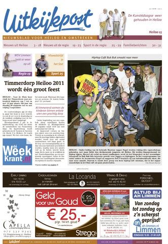 Uitkijkpost : nieuwsblad voor Heiloo e.o. 2011-06-22