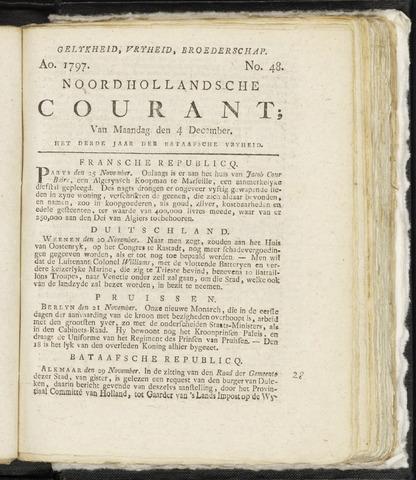 Noordhollandsche Courant 1797-12-04