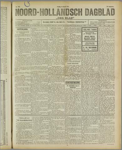Ons Blad : katholiek nieuwsblad voor N-H 1922-03-10