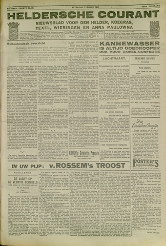 Heldersche Courant 1931-03-07