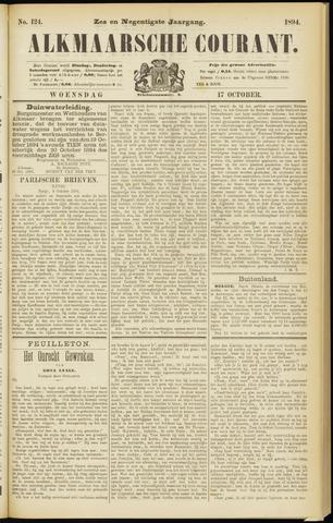 Alkmaarsche Courant 1894-10-17