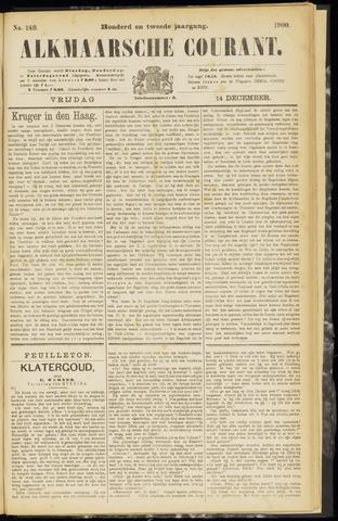 Alkmaarsche Courant 1900-12-14
