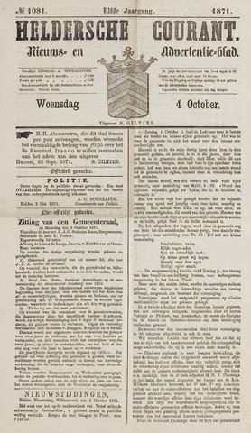 Heldersche Courant 1871-10-04