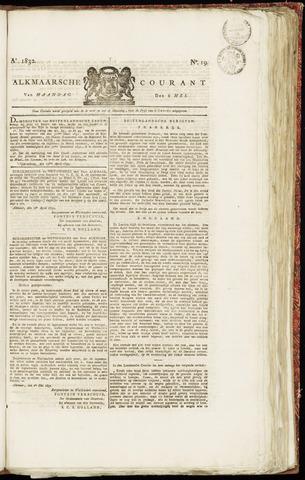 Alkmaarsche Courant 1832-05-07
