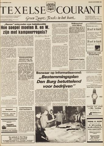 Texelsche Courant 1982-11-26