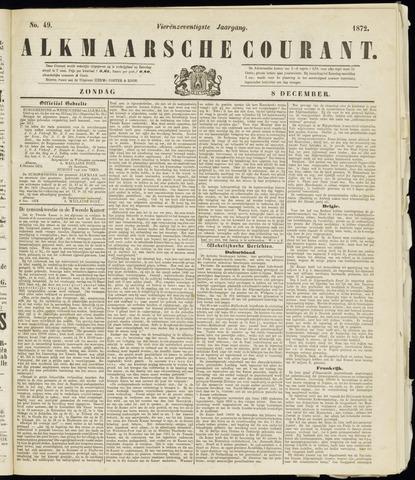 Alkmaarsche Courant 1872-12-08