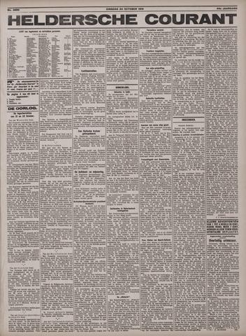 Heldersche Courant 1916-10-24