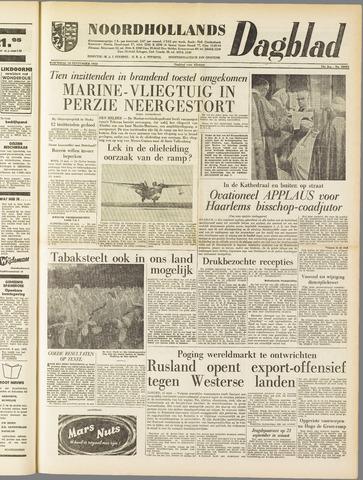 Noordhollands Dagblad : dagblad voor Alkmaar en omgeving 1958-09-10