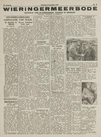 Wieringermeerbode 1943-09-11