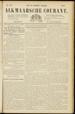 Alkmaarsche Courant 1882-12-10