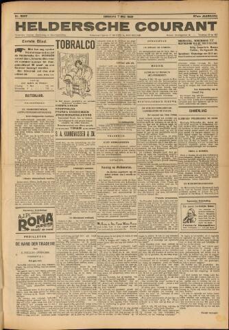 Heldersche Courant 1929-05-07