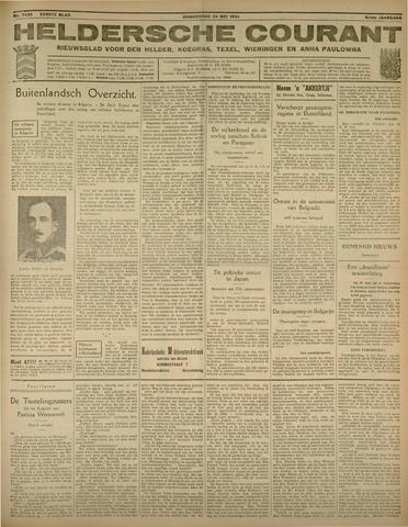 Heldersche Courant 1934-05-24