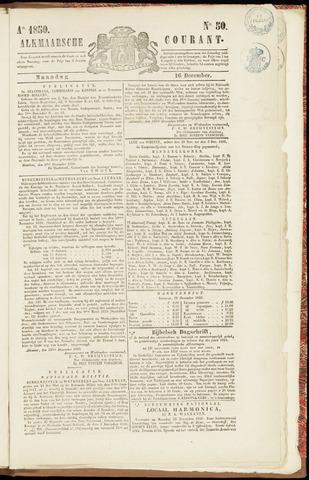 Alkmaarsche Courant 1850-12-16
