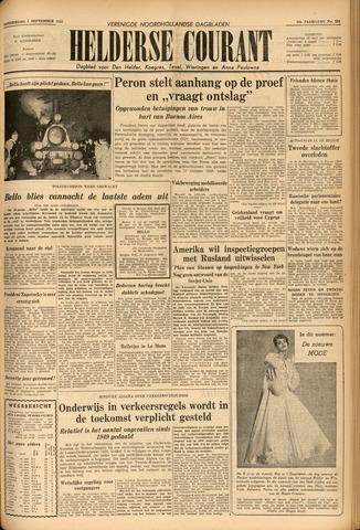 Heldersche Courant 1955-09-01