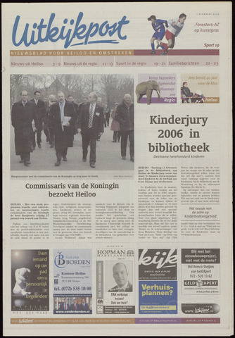 Uitkijkpost : nieuwsblad voor Heiloo e.o. 2006-02-01