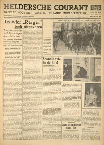 Heldersche Courant 1940-04-02