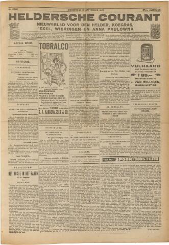 Heldersche Courant 1929-09-12