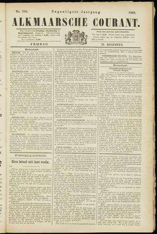 Alkmaarsche Courant 1888-08-24