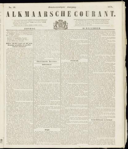 Alkmaarsche Courant 1871-12-10