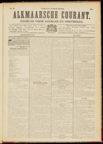 Alkmaarsche Courant 1911-06-29