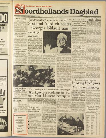 Noordhollands Dagblad : dagblad voor Alkmaar en omgeving 1963-03-05