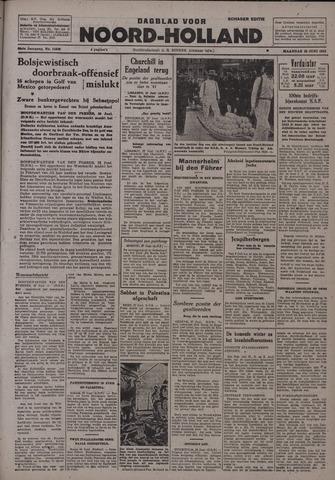 Dagblad Noord-Holland, Schager editie 1942-06-29