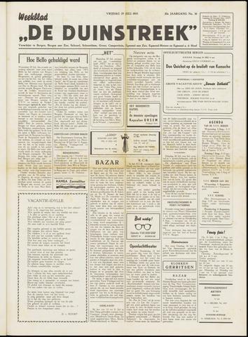 De Duinstreek 1955-07-29