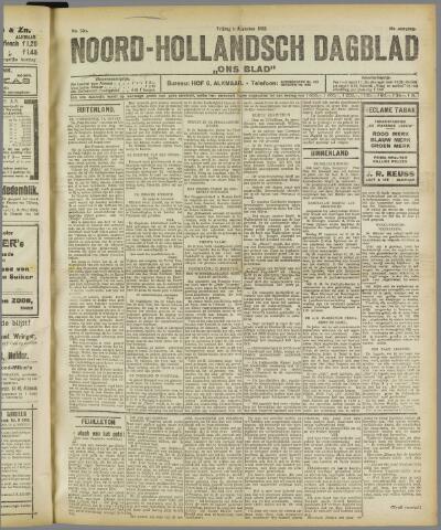Ons Blad : katholiek nieuwsblad voor N-H 1922-08-11