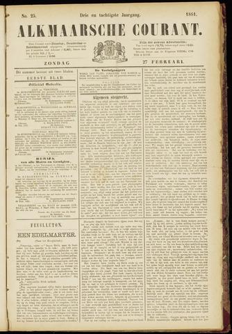 Alkmaarsche Courant 1881-02-27