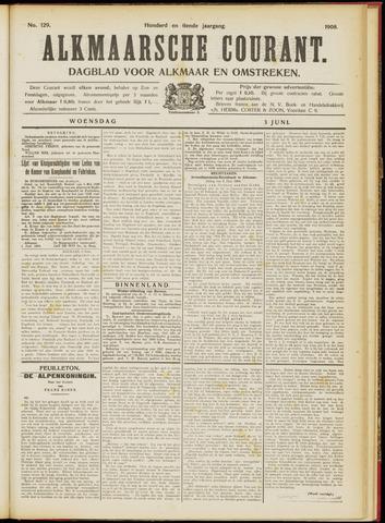 Alkmaarsche Courant 1908-06-03