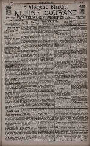 Vliegend blaadje : nieuws- en advertentiebode voor Den Helder 1894-03-17