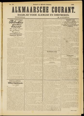 Alkmaarsche Courant 1913-08-20