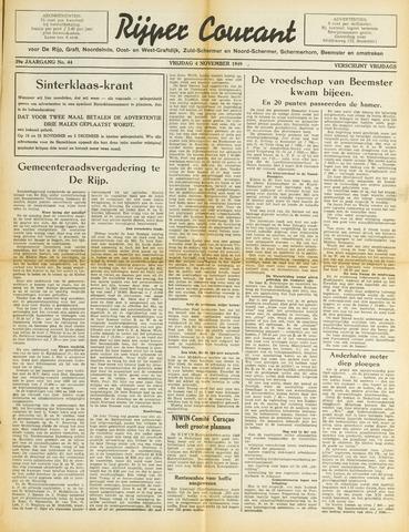 Rijper Courant 1949-11-04
