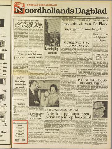 Noordhollands Dagblad : dagblad voor Alkmaar en omgeving 1969-02-26