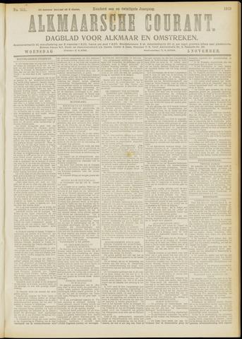 Alkmaarsche Courant 1919-11-05
