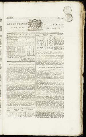 Alkmaarsche Courant 1835-10-12