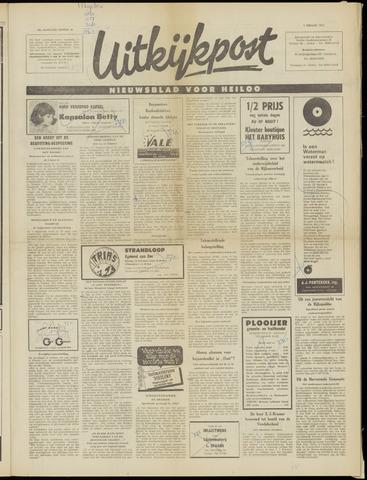 Uitkijkpost : nieuwsblad voor Heiloo e.o. 1972-02-09